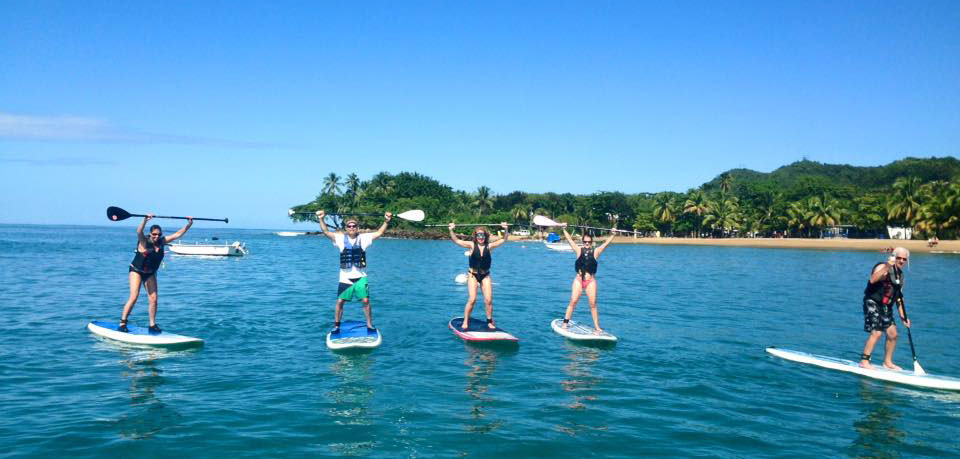 Guided SUP & Snorkel Tour